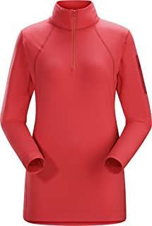 Rho LT Zip Neck Women's (Rad, X-Small)