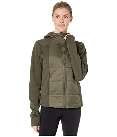 The North Face Motivation Short Jacket (New Taupe Green/New Taupe Green Heather) Women