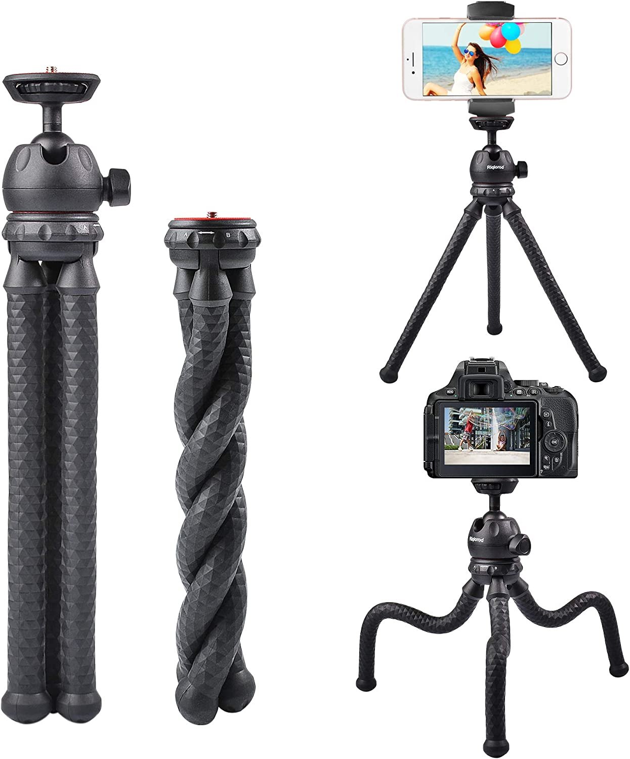 Flexible Tripod Camera Phone Mini wit Clip Holder Mobile Popular products lowest price