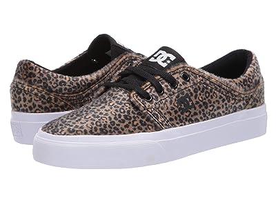 DC Trase SE (Black/Leopard) Women