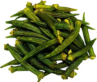 dried okra chips healthy