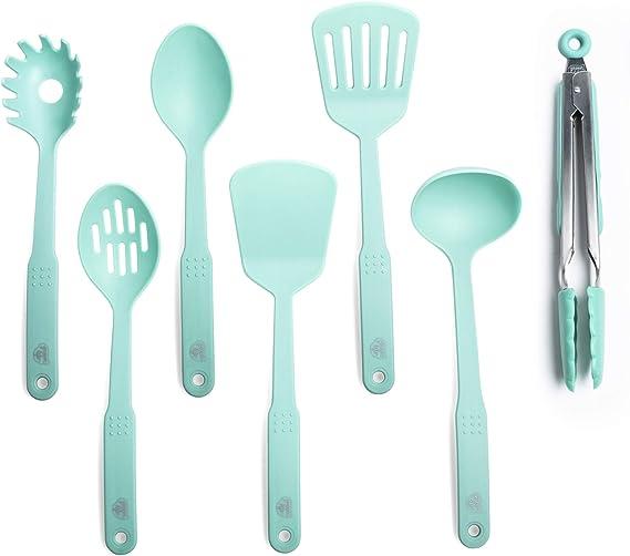 GreenLife CC001729-001 Nylon Cooking Set