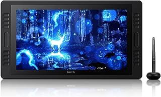 Mesas Digitalizadoras HUION KAMVAS Pro 20 Monitor de Desenho Função de Inclinação do Monitor de Inclinação da Bateria Styl...