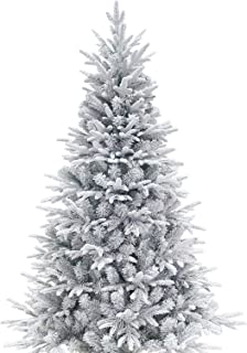 Best flocked white fir christmas tree Reviews