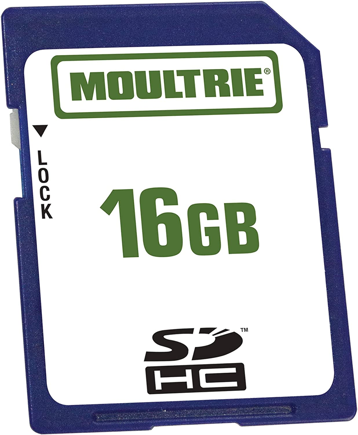 Moultrie 16GB SD Memory Card