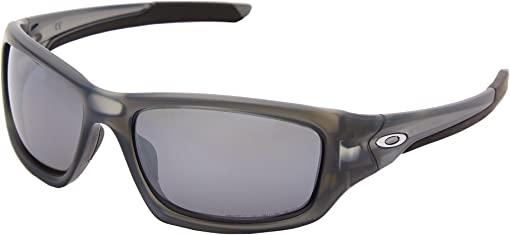 Matte Grey Smoke w/ Black Iridium Polarized
