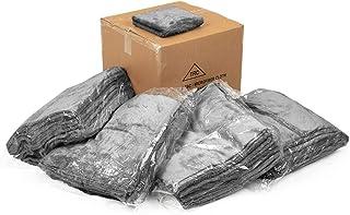 The Rag Company CASE 16 x 16インチ チャコールグレー イーグル エッジレス 600枚 (80枚)