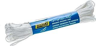 SEACHOICE Braided Utility Line 1/8 x 100' 40151 White