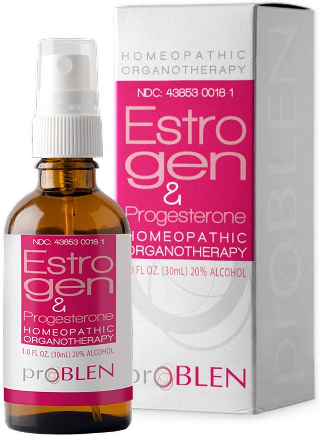 NEW proBLEN Estrogen and Progesterone Natural price Balance Suppl Hormone