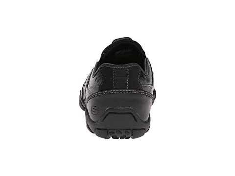 Diameter Fit Classic LeatherDark SKECHERS Black Zinroy Leather Brown Epqddw5