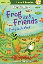 Party at the Pond (I Am a Reader!: Frog and Friends Book 2)