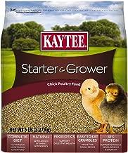 Kaytee Chicken Starter Grower Crumble, 5 Pound