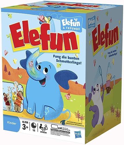 Hasbro 05294100 - MB  - Elefun - Langue   Allehommed