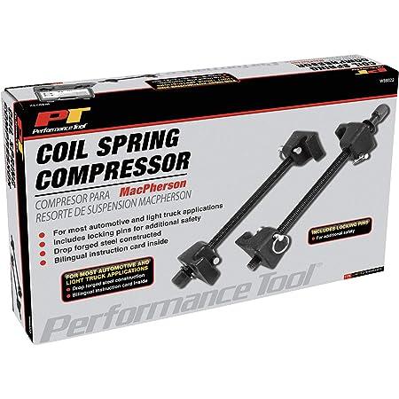 Universal Manual Shock Absorber Disassembly Spring Compressor Strut Clamp Hook