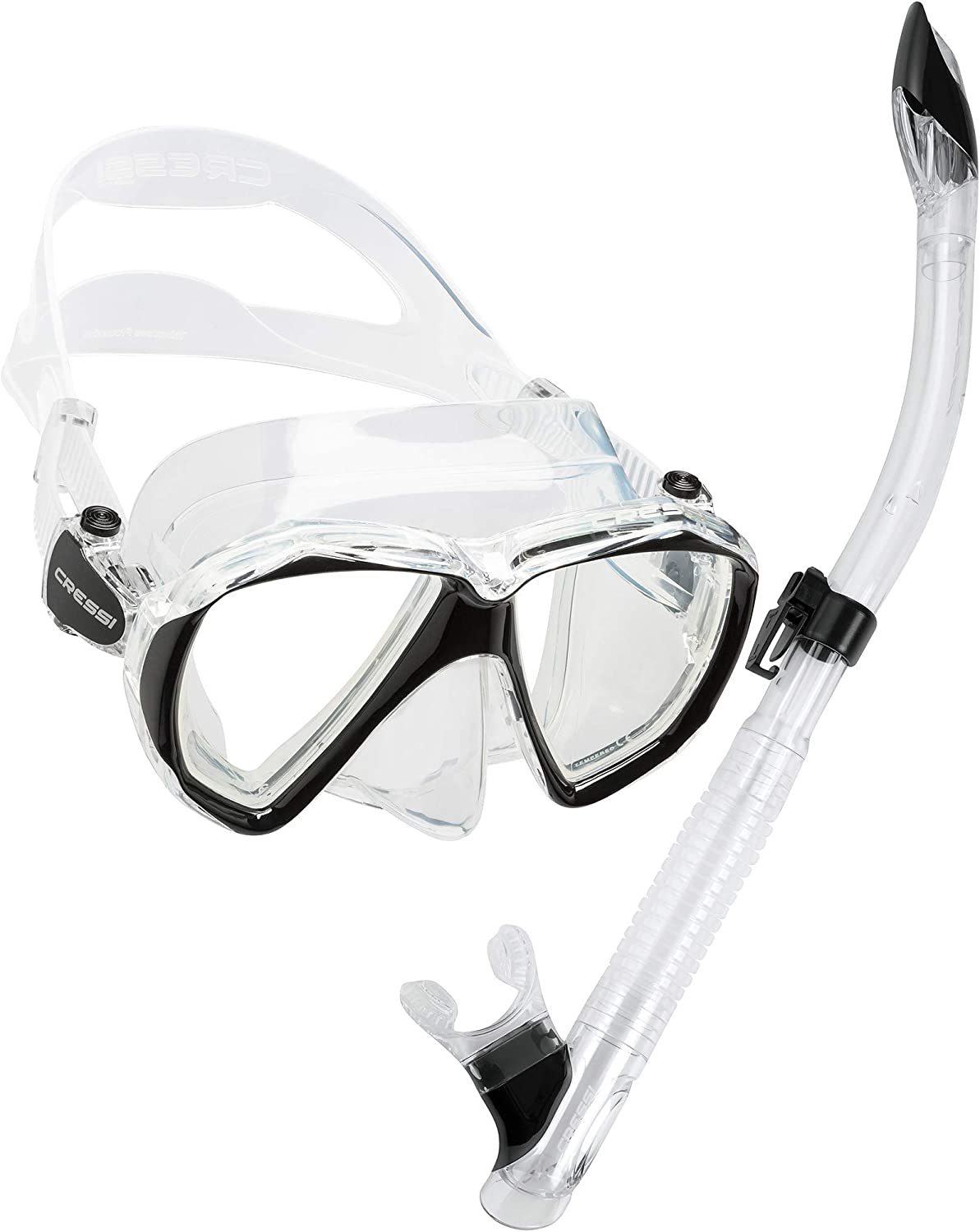 Cressi Ranger Tao Clear Black Spring new work one after Ranking TOP2 another