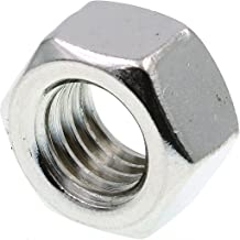 Prime-Line 9073584 Finished Hex Nuts, 1/2 in.-13, Grade 18-8 Stainless Steel, 25-Pack