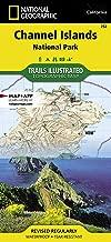 channel islands california map