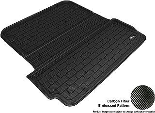3D MAXpider Complete Set Custom Fit All-Weather Floor Mat for Select BMW 7 Series Li Models L1BM05201509 Black Kagu Rubber F02 // Li ActiveHybrid F04