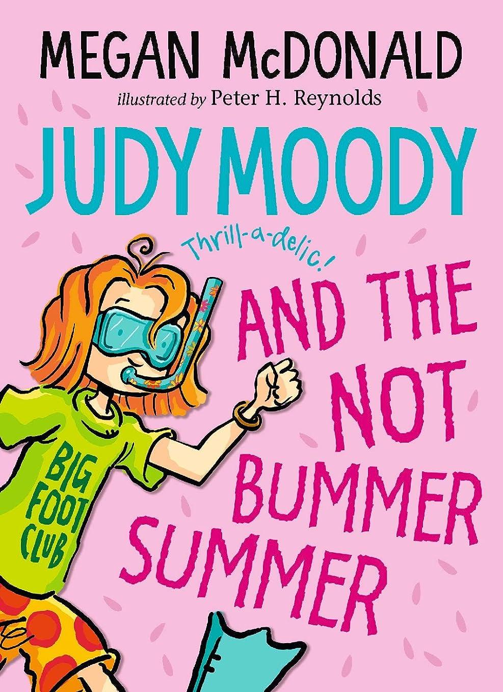 カウンタペレット即席Judy Moody and the NOT Bummer Summer (English Edition)