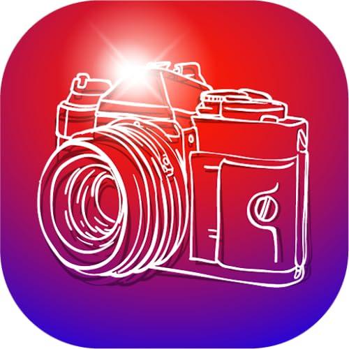 Kamera Foto Cartoon-Effekt
