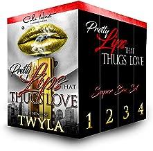 Pretty Lips That Thugs Love 1-4: Super Boxset: Complete Series