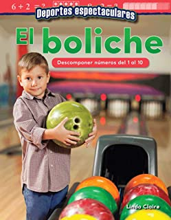 Deportes Espectaculares: El Boliche: Descomponer Numeros del 1 Al 10 (Specta...)