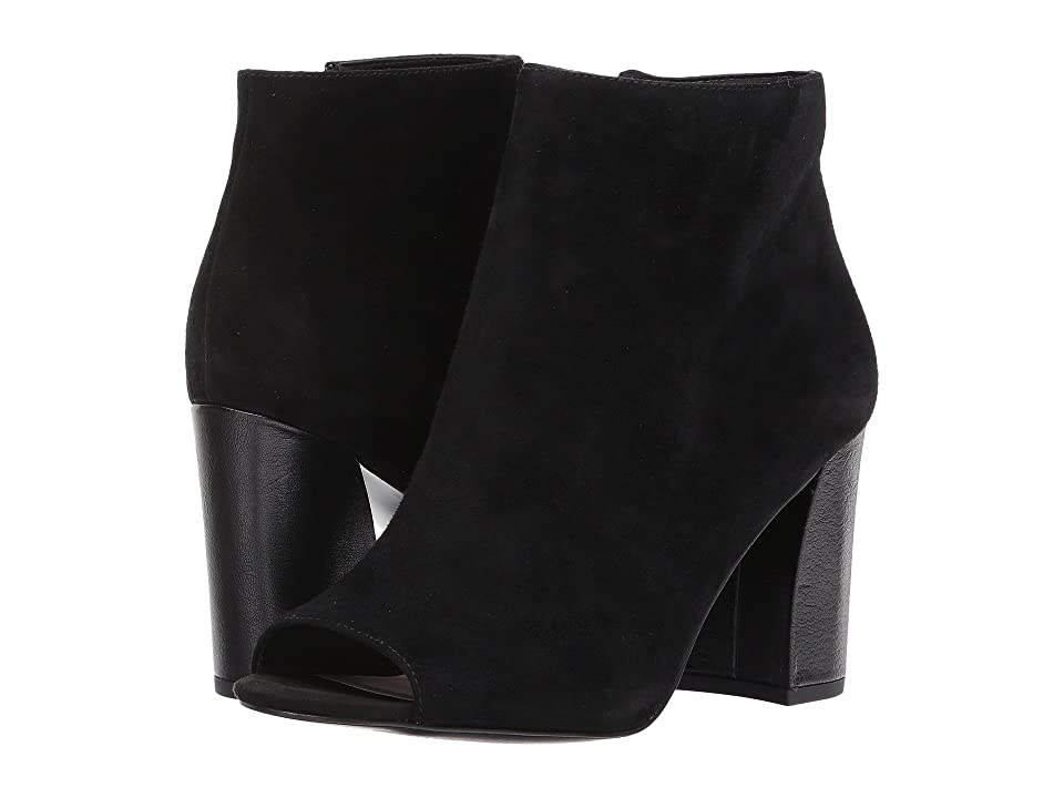 Nine West Haywood (Black Suede) Women
