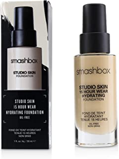 Studio Skin Hydrating Foundation, 1 oz 0.2 (Very Fair With Warm, Peachy Undertone)
