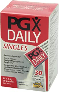 Natural Factors PGX Daily Singles, 2.5 g, 60-Count ,Factors-bn