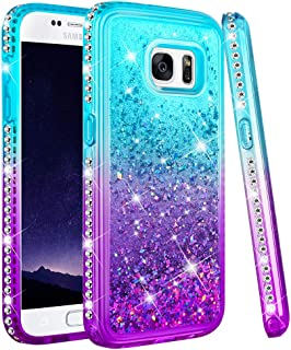 liquid glitter phone case samsung s7