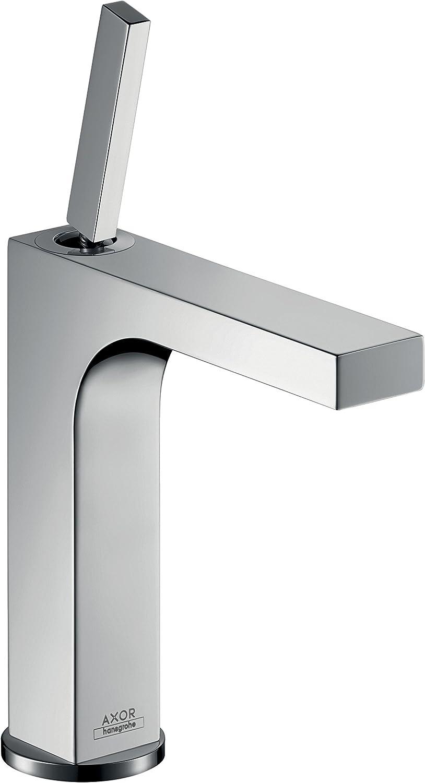AXOR Citterio Einhebel-Waschtischmischer, Komfort-Hhe 160mm ohne Ablaufgarnitur, chrom