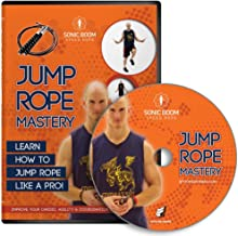 Jump Rope Mastery DVD - Jump Rope DVD with Routines, Exercises & Techniques to Improve Fitness, Agility, Cardio & to Tone Body