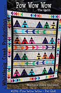 Whistlepig Creek Productions Pattern Pow Wow Quilt