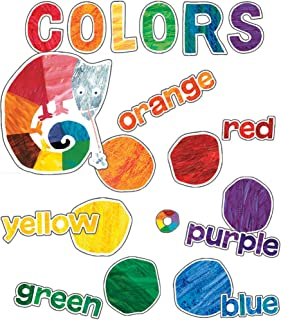 World of Eric Carle™ Colors Mini Bulletin Board Set
