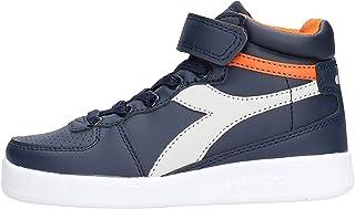 Diadora Playground H PS 101173760 Sneaker Alta Bambino Bambina