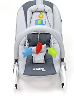 112904d78 Asalvo Hamaquita Baby Friends, Color gris