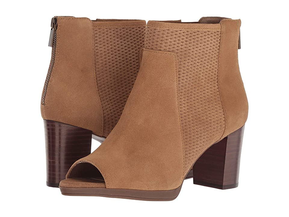 Bella-Vita Luna (Desert Suede Leather) Women