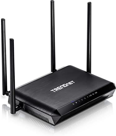 $99 Get TRENDnet AC2600 MU-MIMO Wireless Gigabit Router, Increase WiFi Performance, WiFi Guest Network, Gaming/Internet/Home Router, Beamforming, 4K streaming, Quad Stream, Dual Band Router, TEW-827DRU