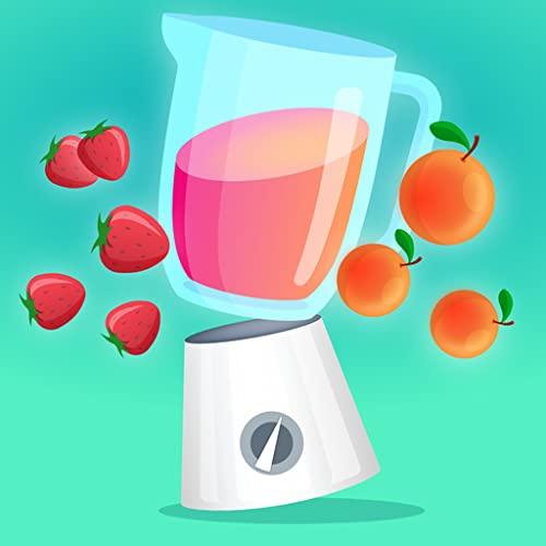 Blender For Juice - It Is Smoothie Simulation: Popular Games For Girls