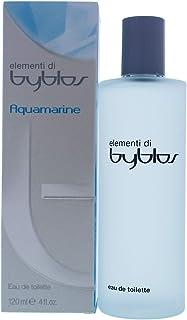 Elementi Di Aquamarine by Byblos for Women - 4 oz EDT Spray