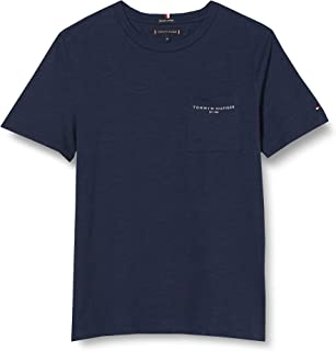Tommy Hilfiger Essential Slub Pocket Tee S/S T-Shirt Garçon