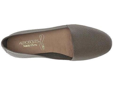 Mid Leather Softee Ms Green Aerosoles qS075wEw