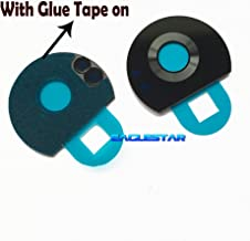1pcs Eaglestar Z2 Play True Glass Rear Camera Cover Lens Replacement for Motorola Moto Z2 Play With Adhesive Tape