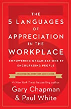 5 love languages workplace