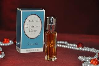 Diorella Christian Dior Pure Parfum 0.25 Fl. Oz / 7,5ml Splash