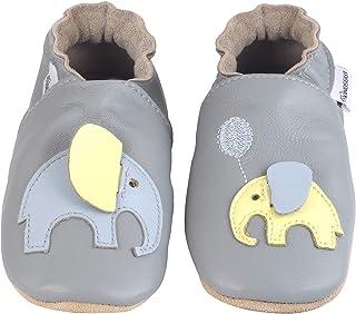 Zapatos para los Primeros Pasos, Piel auténtica