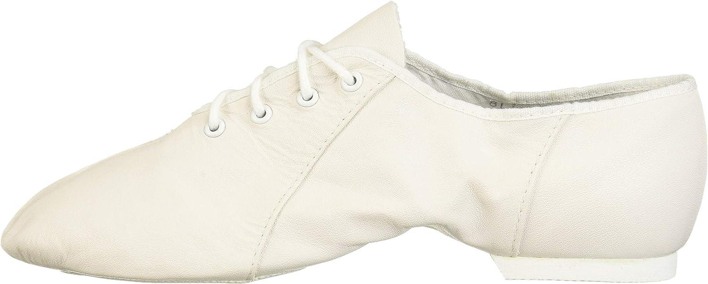 Bloch Dance Women's Jazzsoft Split Sole Leather Jazz Shoe