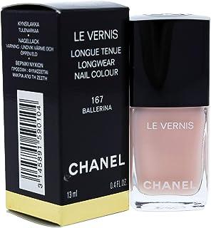 Chanel LE VERNIS LONGWEAR NAIL COLOUR 167 - BALLERINA esmalte de uñas Rosa Brillo 13 ml - Esmaltes de uñas (Rosa, BALLERIN...