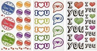 ملصقات الحب الملونة والمزينة لورق الصور 2×3 من كوداك