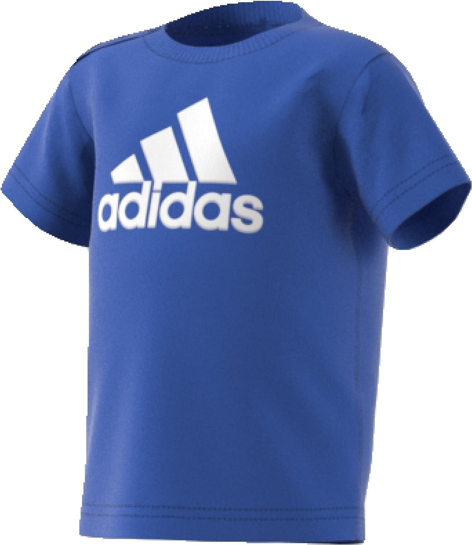 adidas I FAV tee Camisa de Golf Bebé-Niños: Amazon.es ...